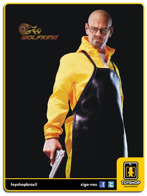 Breaking Bad: Heisenberg 1/6 - Wolfking
