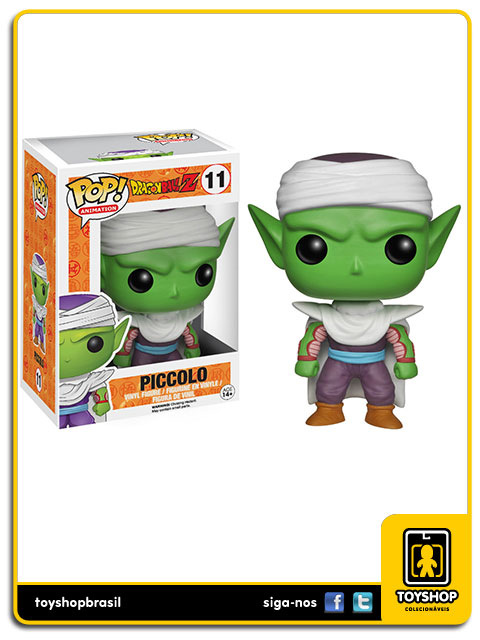 Dragon Ball Z: Piccolo Pop - Funko