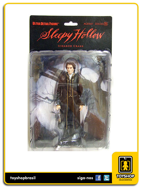 Sleepy Hollow: Ichabod Crane - Medicom