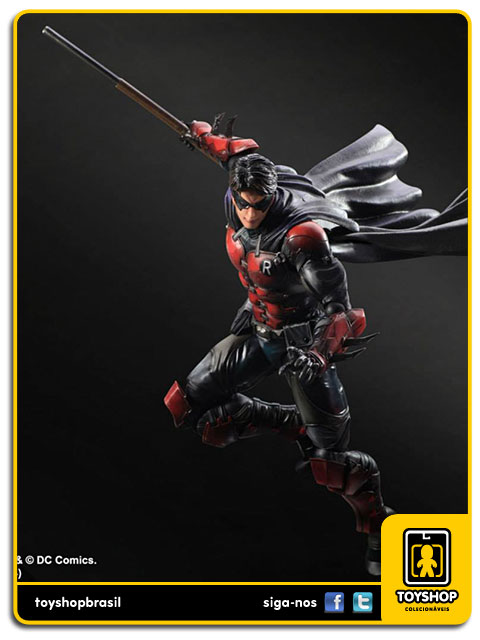 Play Arts Batman Arkham Origins: Robin - Square Enix