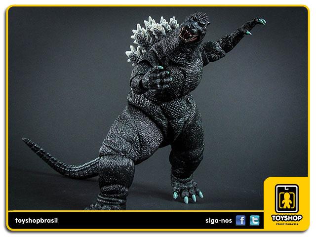 Godzilla vs Spacegodzilla: Godzilla 1985 - Neca