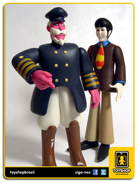 The Beatles Yellow Submarine: Paul with Old Fred - Mcfarlane