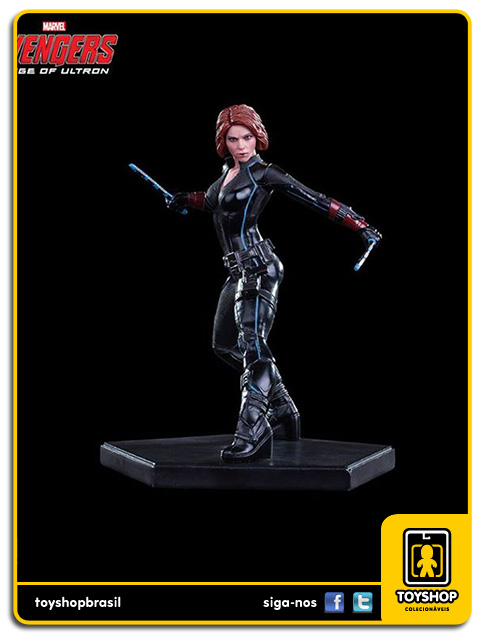 Avengers Age of Ultron: Black Widow 1/10 - Iron Studios