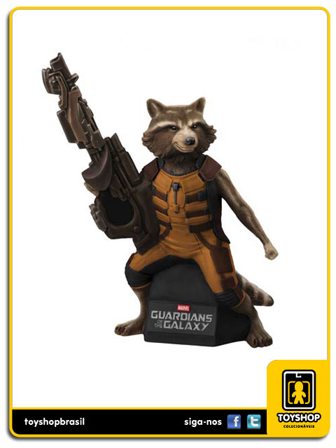 Guardians of the Galaxy: Rocket Raccoon Bank - Diamond