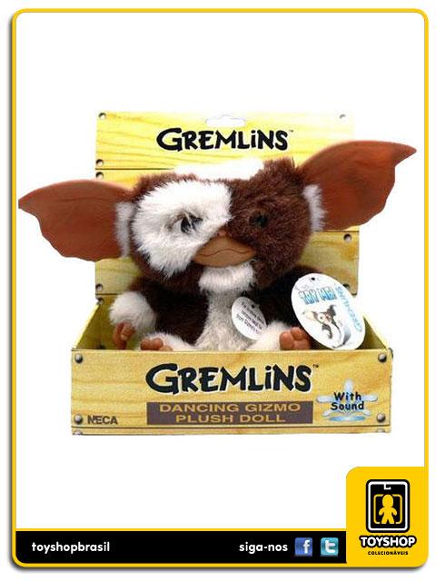 Gremlins: Dancing Gizmo Canta e Dança - Neca