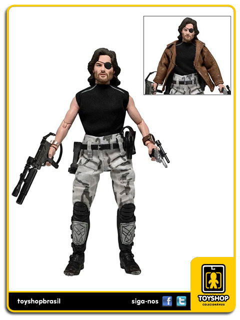 Escape from New York: Snake Plissken - Neca