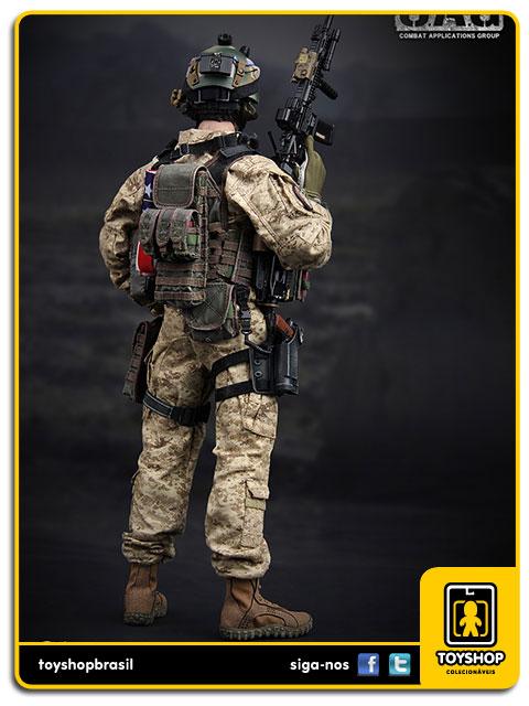 Figura de Ação: Combat Applications Group 1/6 - DamToys