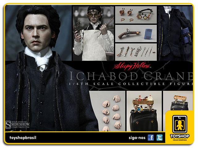 Sleepy Hollow: Ichabod Crane - Hot Toys