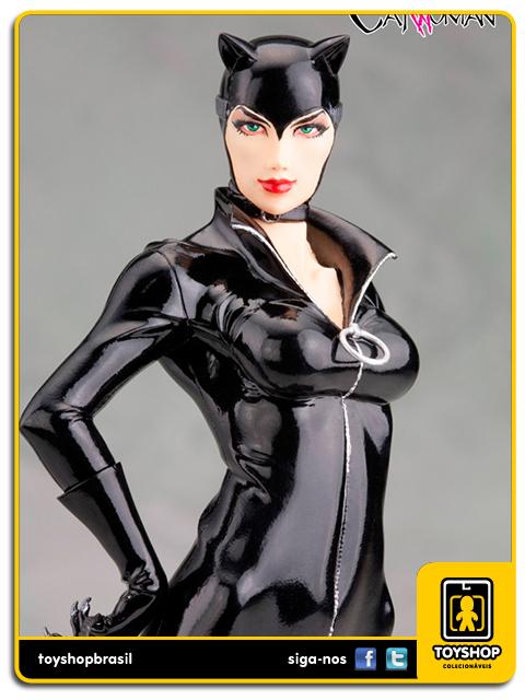 The New 52: Catwoman 1/10 Artfx - Kotobukiya