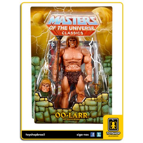 Masters of the Universe Classics: Oo-Larr - Mattel