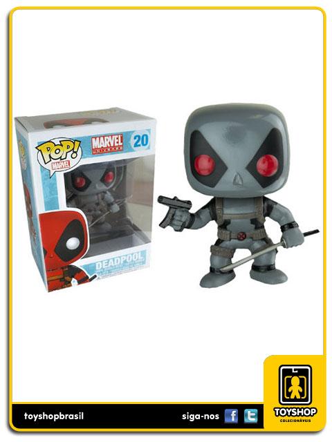 X-Men: X-Force Deadpool Pop - Funko