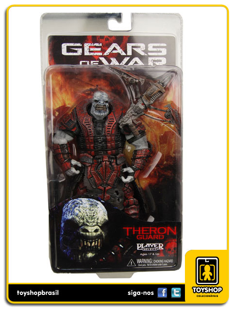Gears of War: Theron Guard - Neca