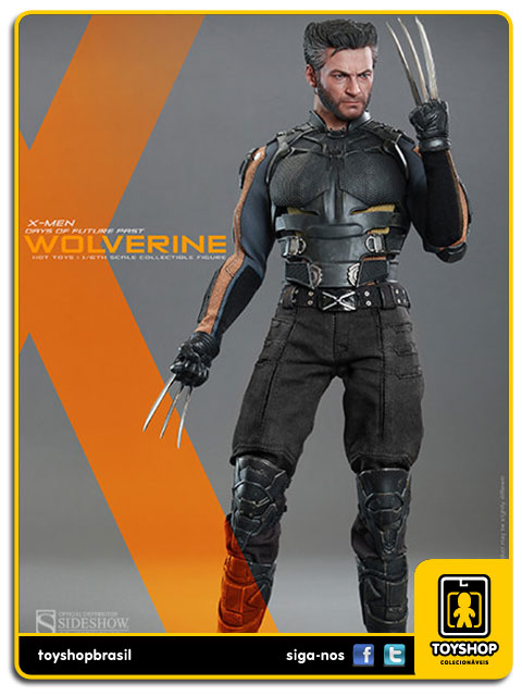 X-Men Days of Future Past: Wolverine - Hot Toys