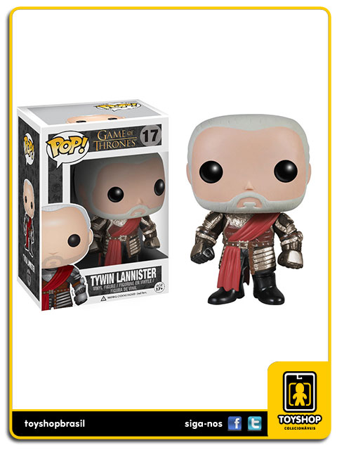 Game Of Thrones: Tywin Lannister Pop - Funko