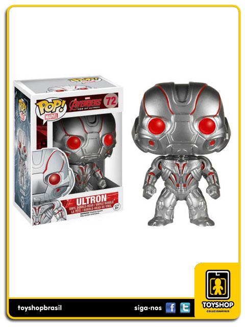 Avengers Age of Ultron: Ultron Pop - Funko