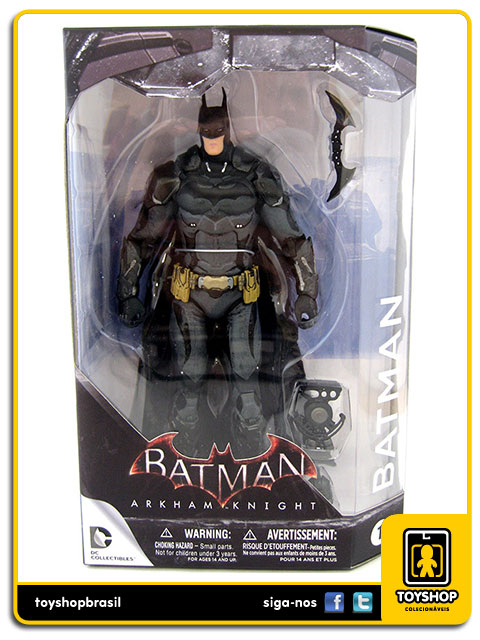 Batman Arkham Knight: Batman - DC Collectibles