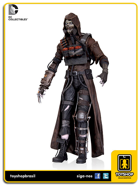 Batman Arkham Knight: Scarecrow - DC Collectibles