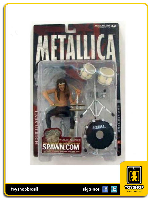 Metallica: Lars Ulrich - Mcfarlane