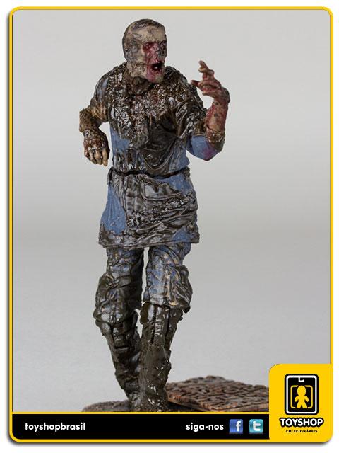 The Walking Dead 7: Mud Walker - Mcfarlane