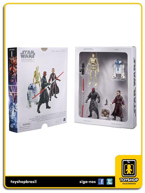 Star Wars Digital Collection: The Phantom Menace - Hasbro
