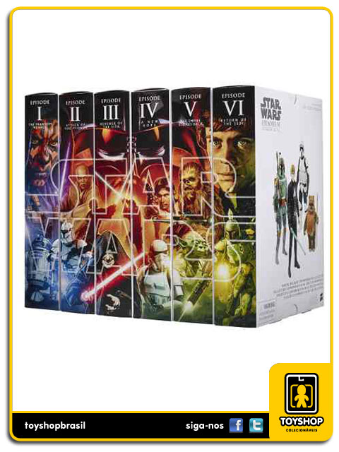 Star Wars Digital Collection: Revenge of the Sith - Hasbro