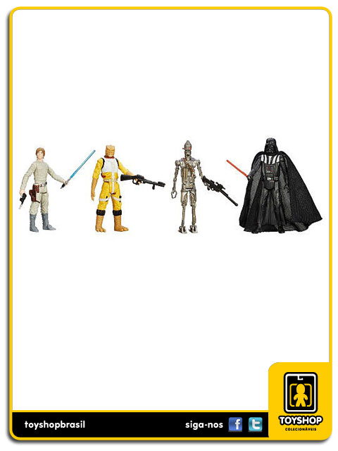 Star Wars Digital Collection: The Empire Strikes Back - Hasbro