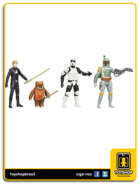 Star Wars Digital Collection: Return of the Jedi - Hasbro