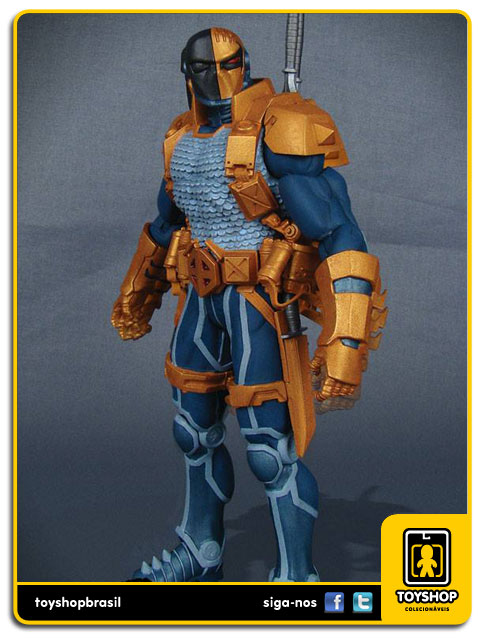 The New 52: Deathstroke - Dc Collectibles
