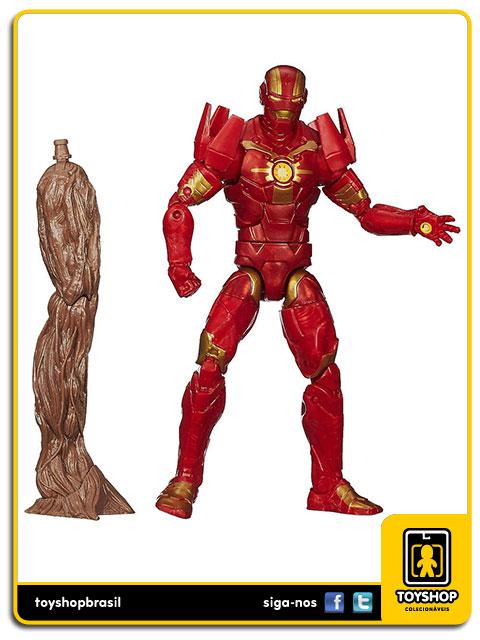Marvel Legends Infinite: Iron Man - Hasbro