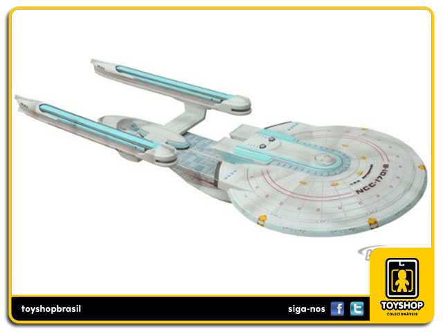 Star Trek: Enterprise NCC-1701-B - Diamond