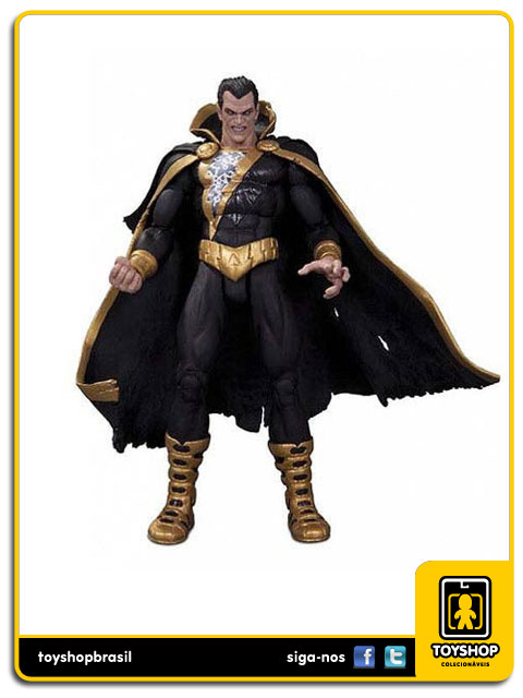 The New 52: Black Adam - DC Collectibles