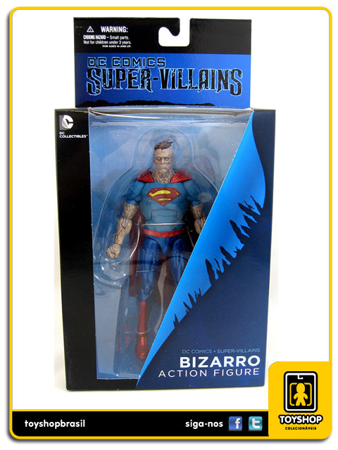 The New 52: Bizarro - DC Collectibles