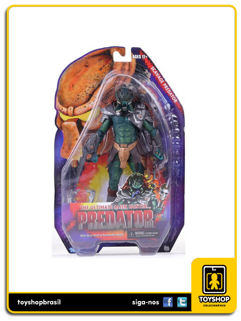 Predator 13: Scavage Predator - Neca