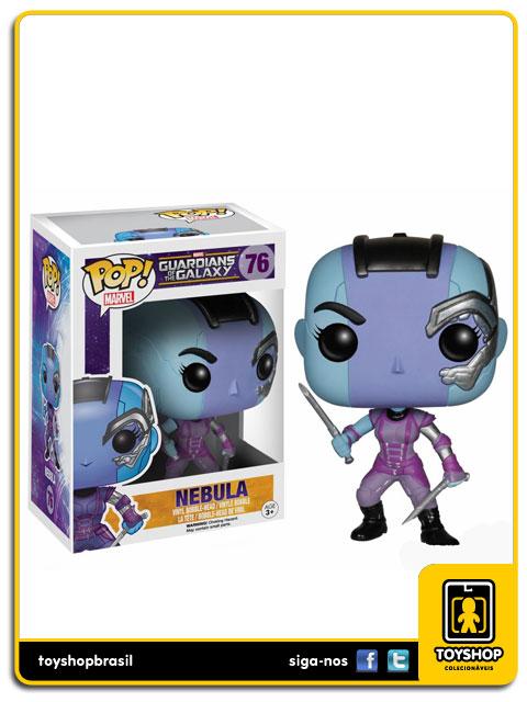 Guardians of the Galaxy: Nebula Pop - Funko
