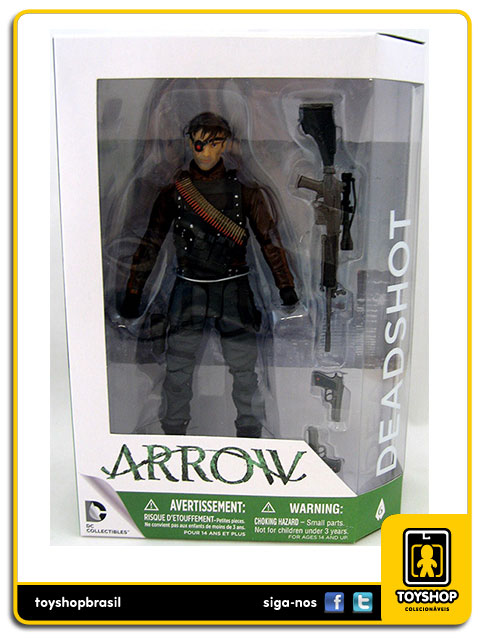 Arrow TV Series: Deadshot - DC Collectibles