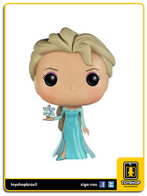 Frozen: Elsa Pop - Funko