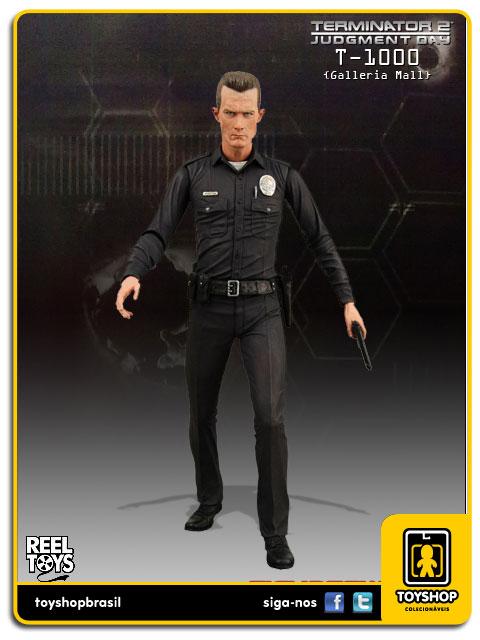 Terminator 2: T-1000 Galleria Mall - Neca