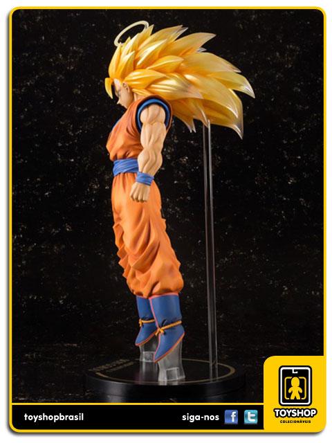 Dragon Ball Z Figuarts Zero EX: Super Saiyan 3 Son Goku - Bandai