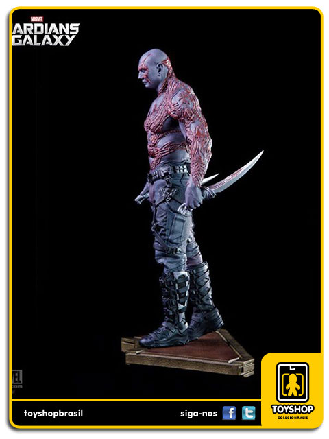 Guardians of the Galaxy: Drax 1/10 - Iron Studios