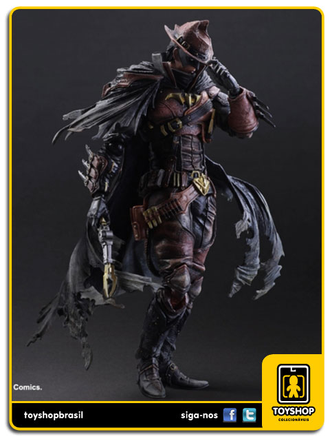 Play Arts DC Comics: Batman Wild West Limited Color - Square Enix
