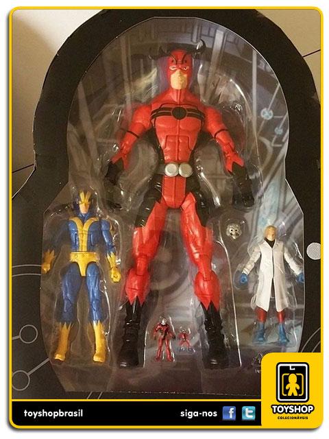 Ant-Man: Box Set 5 Figuras - Hasbro