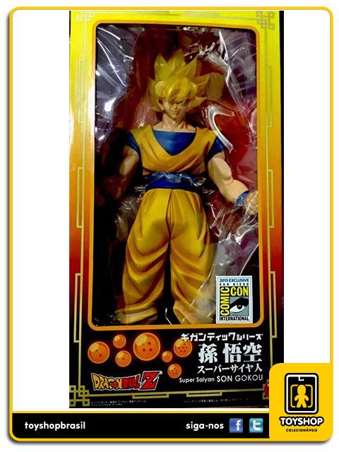 Dragon Ball Z: Super Saiyan Goku 45 cm - Bandai