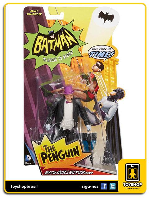 Batman Classic TV Series: The Penguin - Mattel