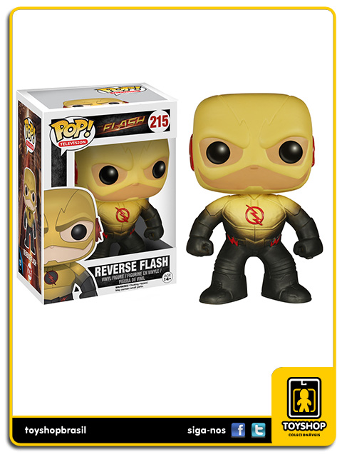The Flash: Reverse Flash Pop - Funko