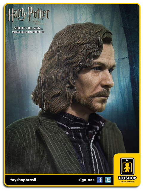 Harry Potter: Sirius Black 1/6 - Star Ace