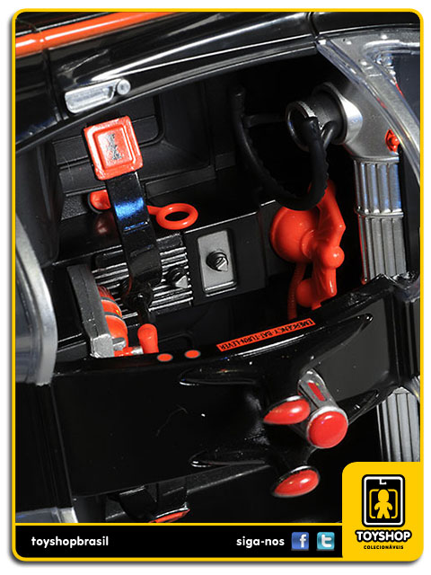 Batman Classic TV Series: Batmobile - Mattel