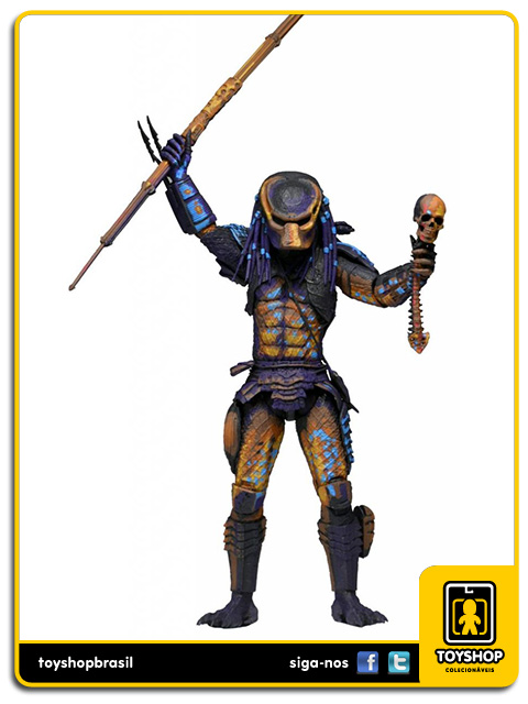 Predator 2: Predator Classic Video Game - Neca
