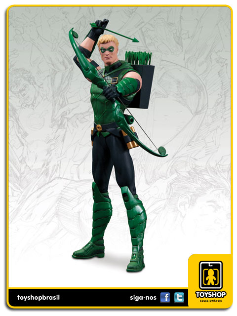 The New 52: Green Arrow - DC Collectibles
