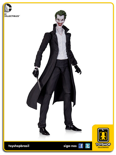Super-Villains: The Joker - DC Collectibles