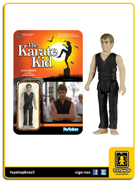 The Karate Kid: John Kreese - Funko